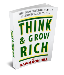 "Free E-book ""Think and Grow Rich"""
