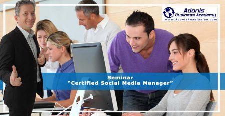 Seminar Certified Social Media Manager