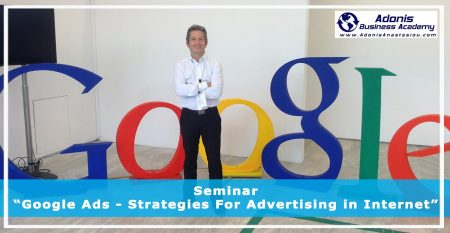 Seminar Google Ads – Strategies For Advertising in Internet