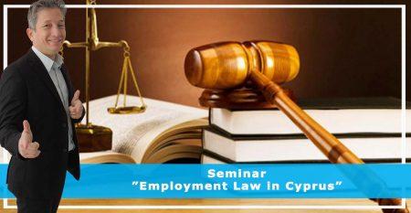 Seminar Employment Law in Cyprus