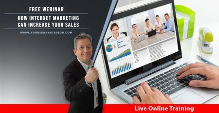 NEW Webinar How Internet Marketing