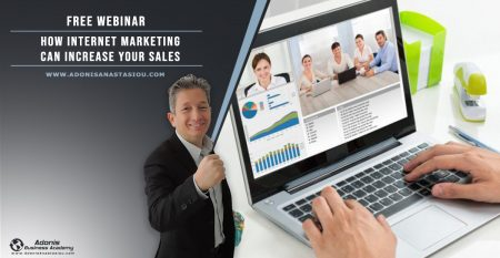 Webinar How Internet Marketing can Increase your sales