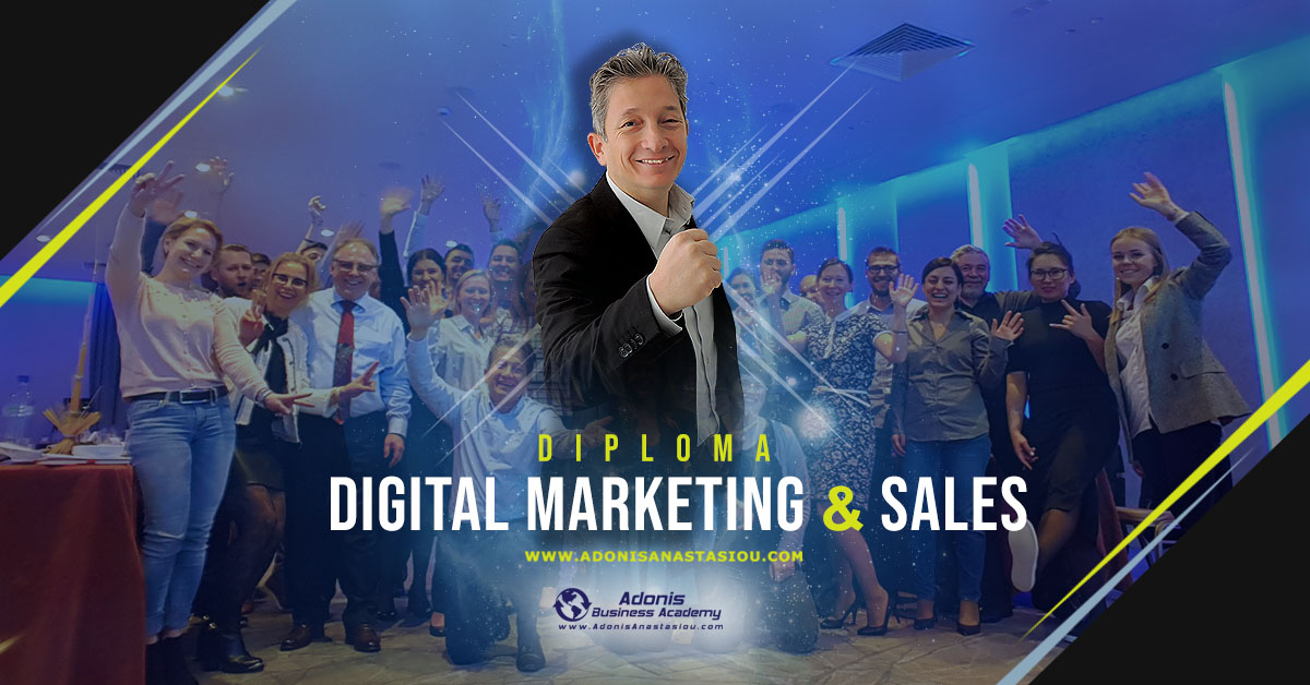 Digital Marketing Diploma Cyprus