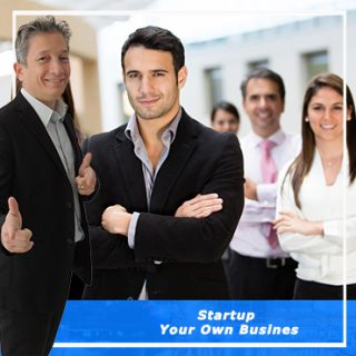 Start Up Your Own Business
