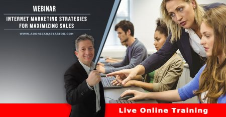 Webinar Internet Marketing Strategies For Maximizing Sales