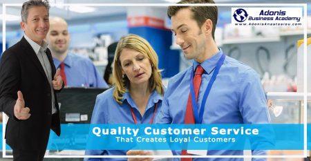Seminar Customer Service in Cyprus