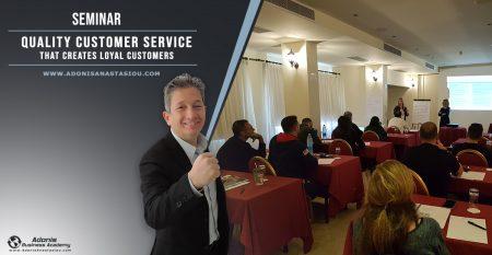 Customer Service that Creates Loyal Customers