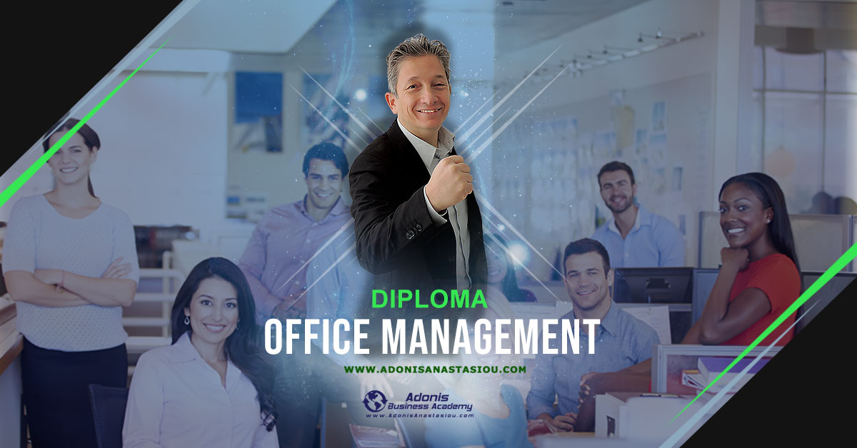 Office Management Diploma Cyprus