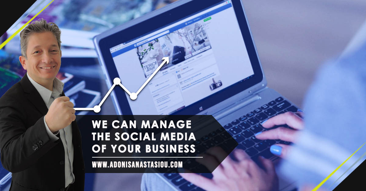 Social Media Management Cyprus