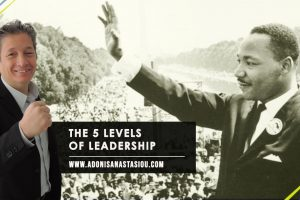 The-5 Levels Of Leadership