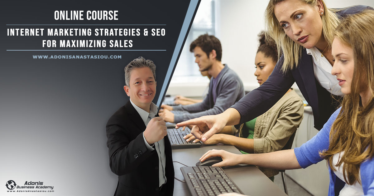 Online Course Internet Marketing Strategies & SEO