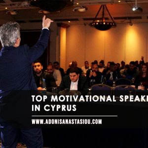 Top Motivational Speaker in Cyprus