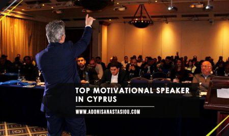 Top Motivational Speaker in Cyprus