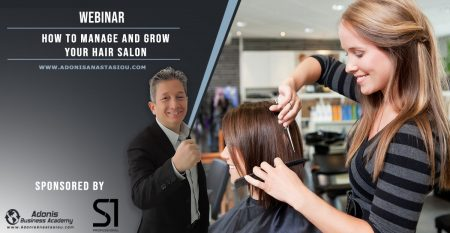 Webinar How To Manage And Grow Your Hair Salon