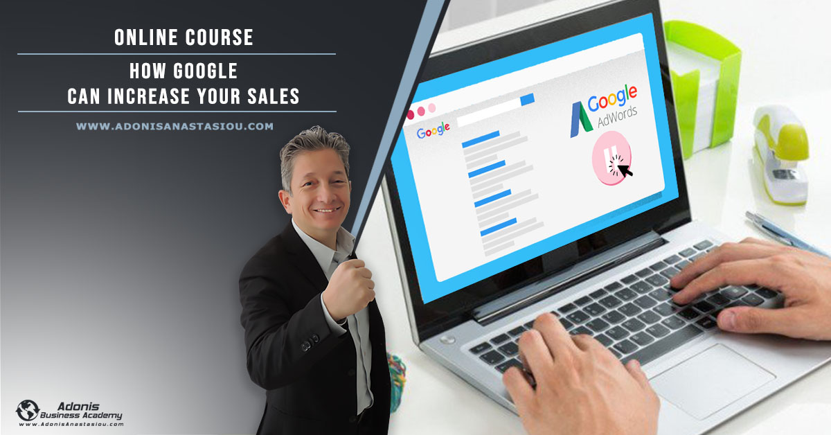 How Google Can Increase Your Sales