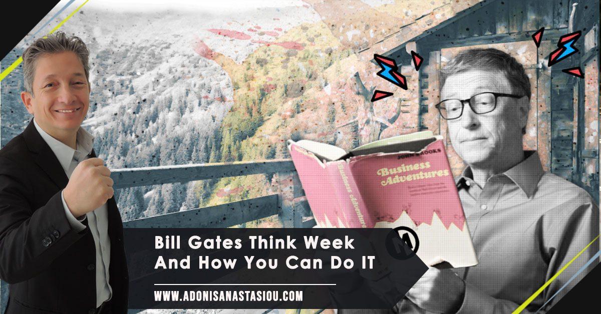 Bill Gates Think Week