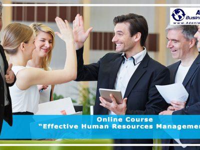 Effective Human Resources Management