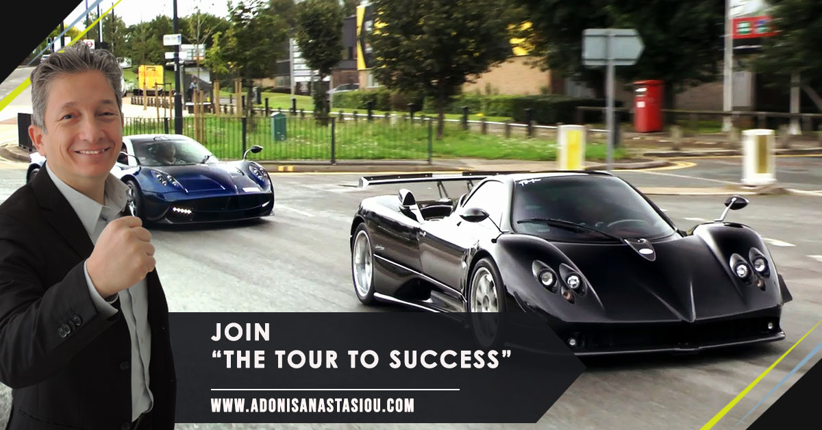 Join The Tour To Success
