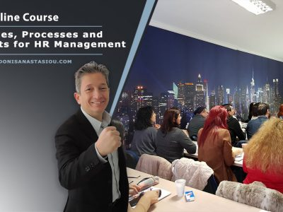 Policies, Processes and Document for Human Resources Management