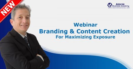 Webinar Branding and Content Creation