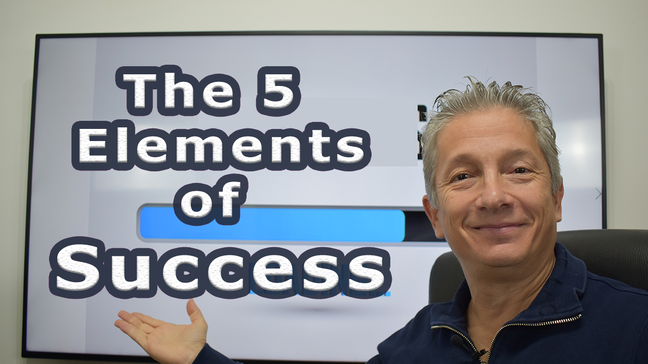 The Five Elements of Success
